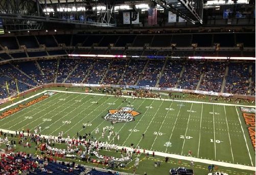 Ford Field Facts Figures Pictures And More Of The Quick Lane