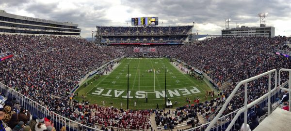 Beaver Stadium, home of the Penn State Nittany Lions