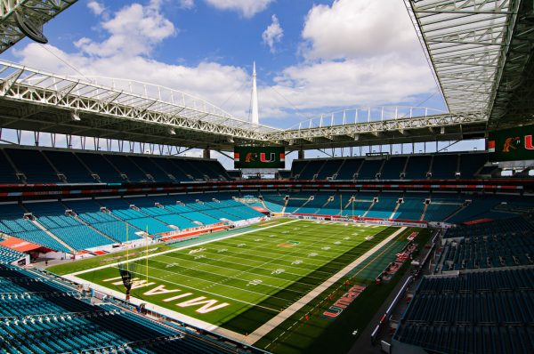 Miami Hurricanes at Hard Rock Stadium