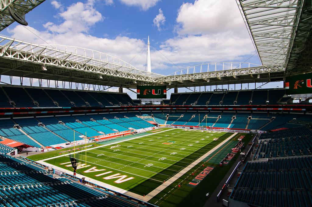 Miami Hurricanes at Hard Rock Stadium