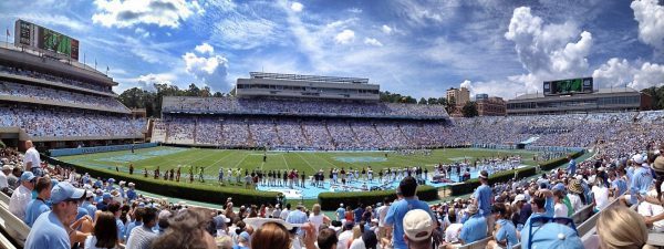 North Carolina Tar Heels at Kenan Stadium