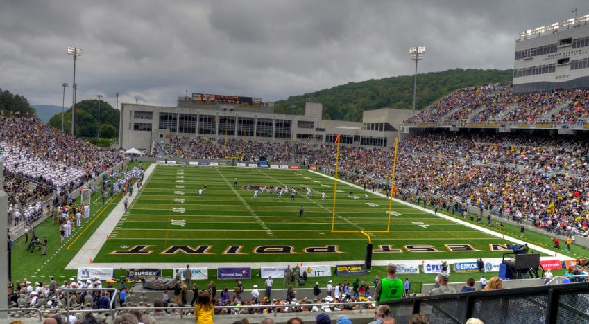 Michie Stadium, home of the Army Black Knights