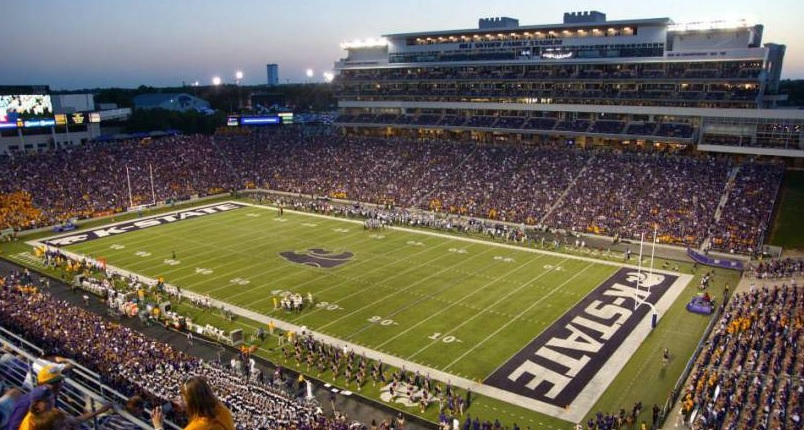 Bill Snyder Family Football Stadium - Facts, figures, pictures and more of  the Kansas State Wildcats college football stadium
