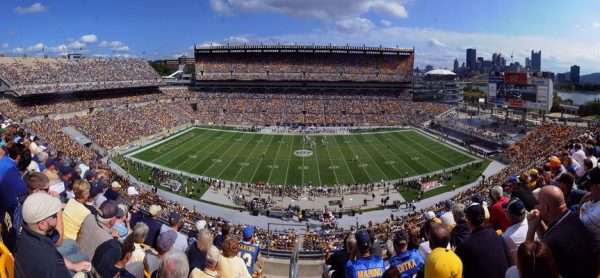 Pitt Panthers at Heinz Field