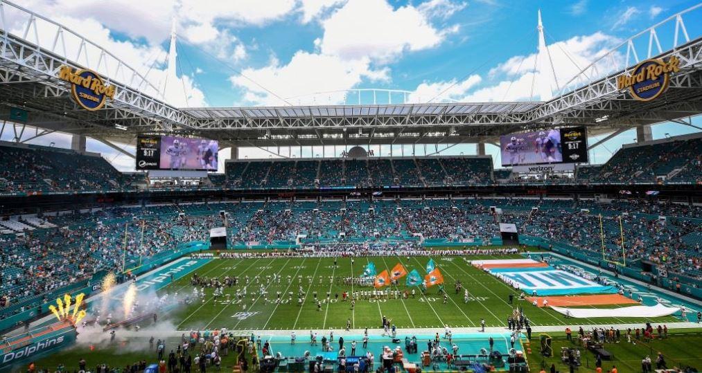 Miami Hard Rock Stadium