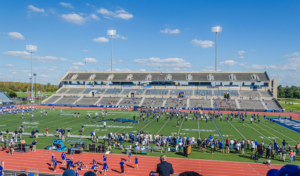UB Stadium, home of the Buffalo Bulls