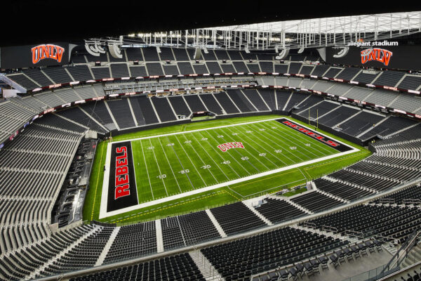 Allegiant StadiumSeptember 10, 2020(Josh Hawkins/UNLV Photo Services)